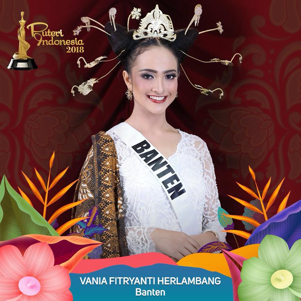 Miss International Indonesia 2018