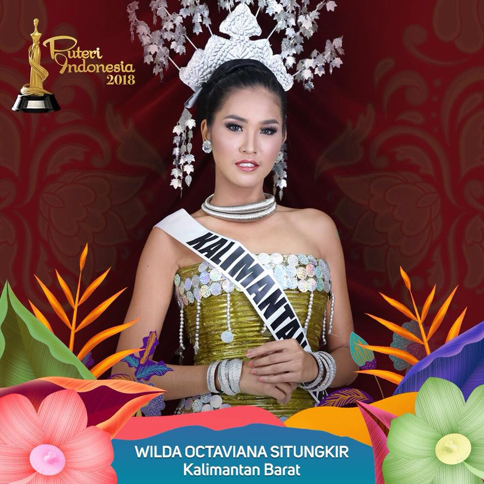 Miss Supranational Indonesia 2018