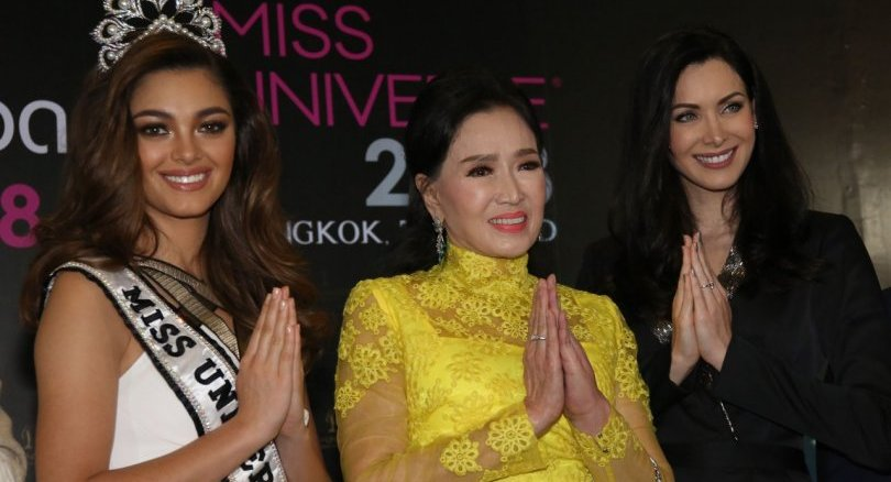 It's Official: Miss Universe 2018 will be Crowned in