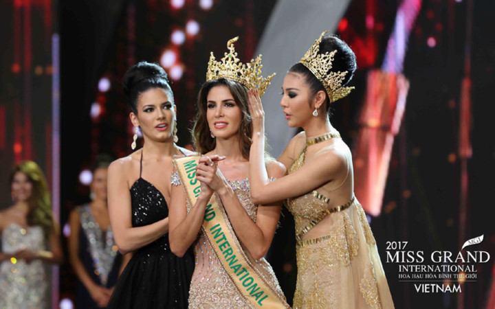 Who will capture the 2018 Miss Grand International crown and title, in Myanmar??