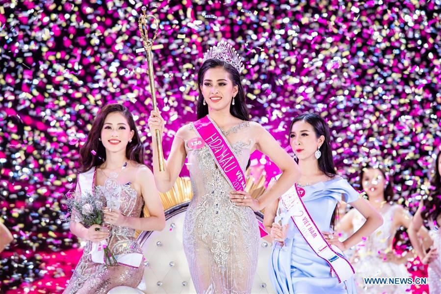 Miss Grand Vietnam, Miss World Vietnam and Miss International Vietnam 2018