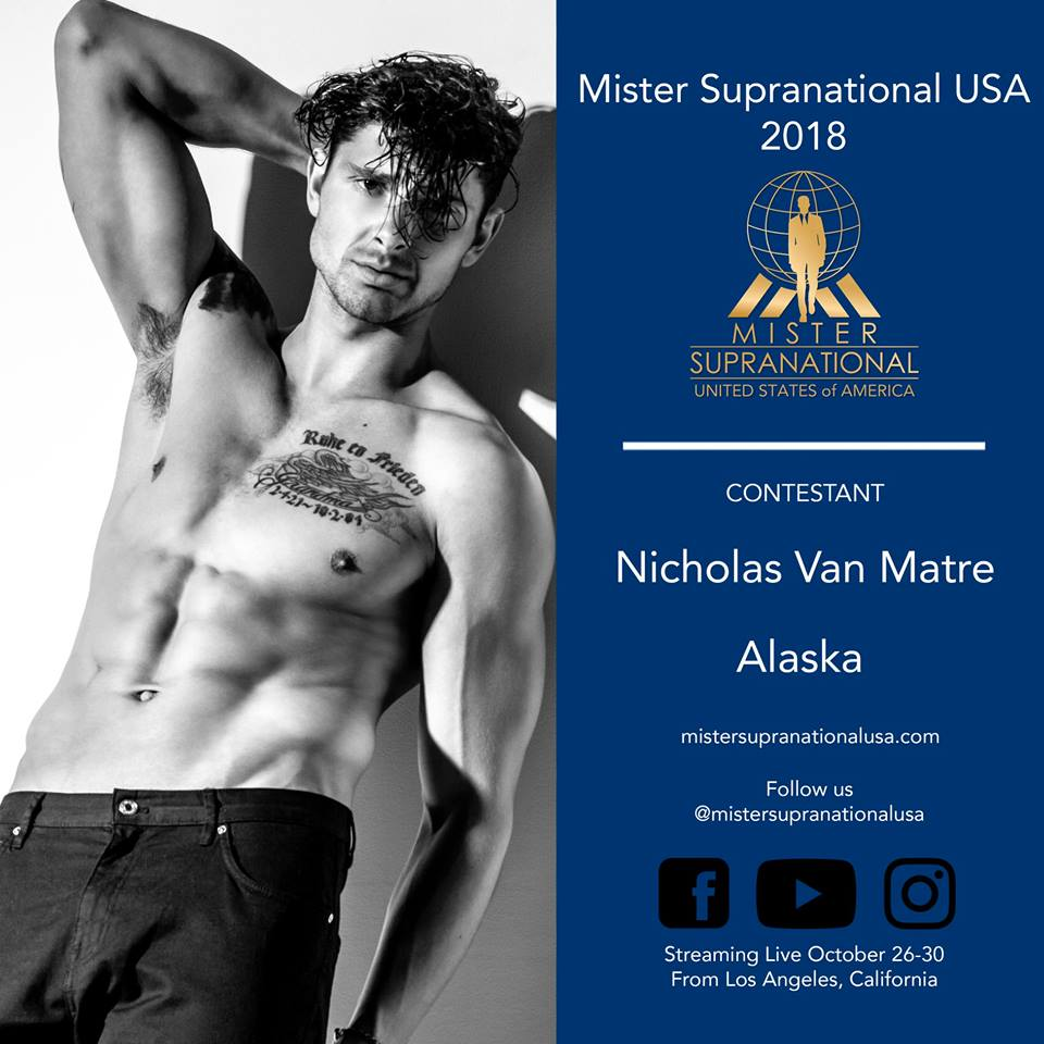 Mister Supranational USA 2018 to be Crowned in LA — Global