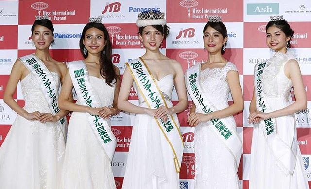 @missinternationaljapanofficial #missinternationaljapan2019 #missinternationaljapan
