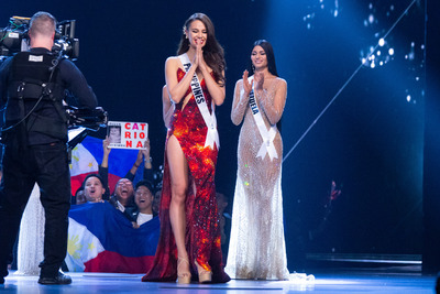 Venezuela applauds the Philippines, GB Miss Universe Ranking new leader!