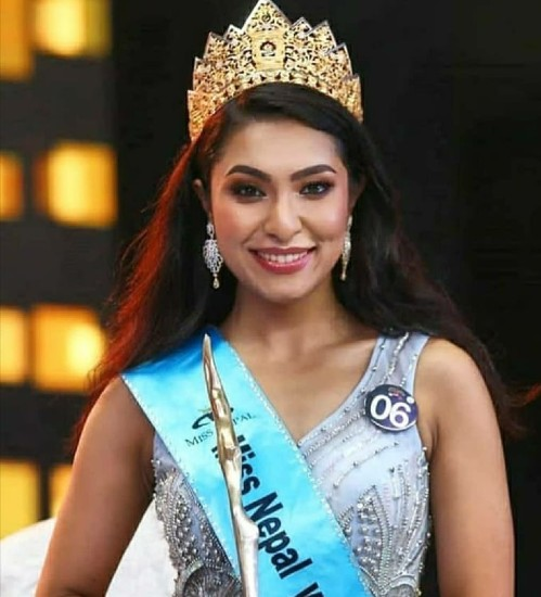 Miss Nepal 2019 — Global Beauties