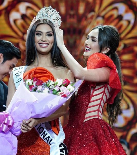 Bea Patricia Magtanong, Bb. Pilipinas International 2019.