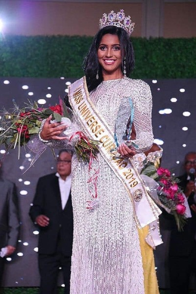 Miss Universe Curaçao 2019 — Global Beauties