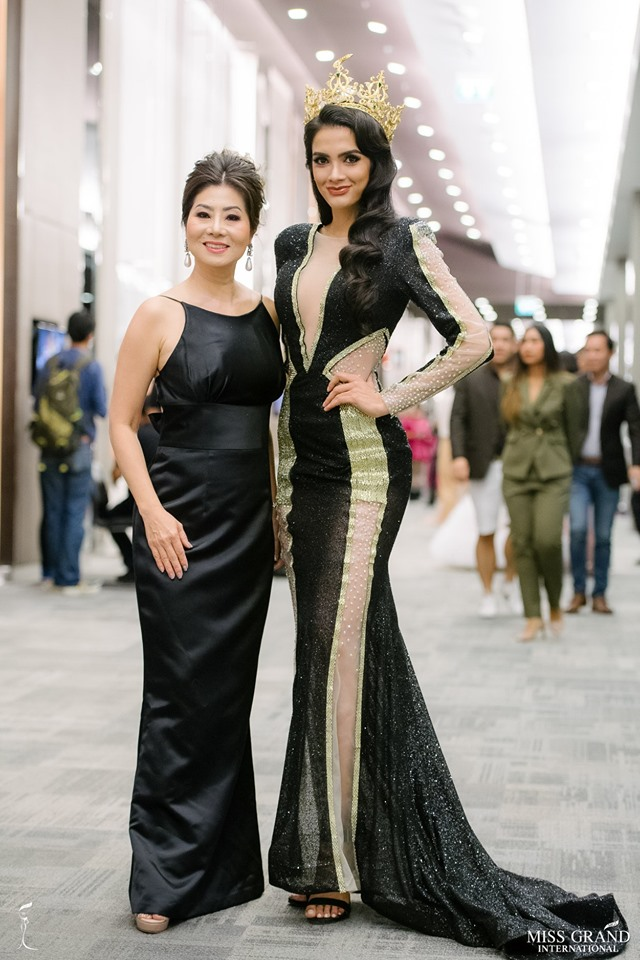 Miss Grand Thailand 2019 — Global Beauties