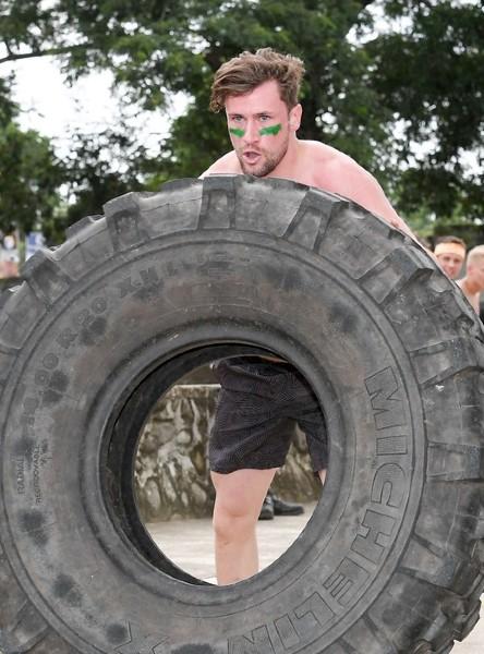 Extreme Challenge winner from Ireland.