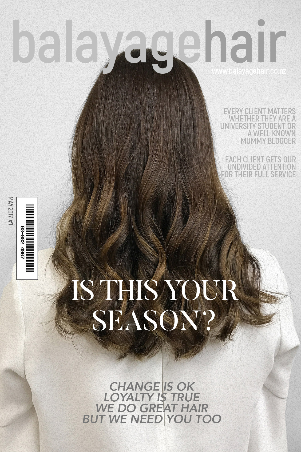 IS THIS YOUR SEASON? - We are currently on the lookout for two experienced stylists. We would love to sit down with you and have a chat to see which options we have, would best suit where you are at in your career.Whether you would like to rent-a-chair or whether you would like to receive wages and work towards running your own business via chair rental in the future, we can map out the most suitable plan to get you heading in the right direction.If you like what we do and you think you can add to our squad then leave us a message or contact Tom +64 (21) 162 7968
