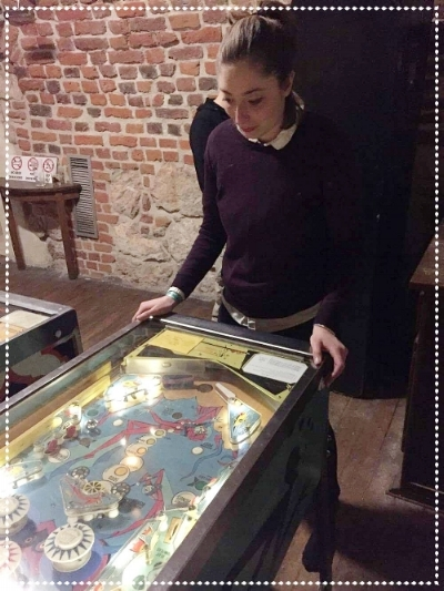 Flipper-bonanza! Krakow Pinball Museum
