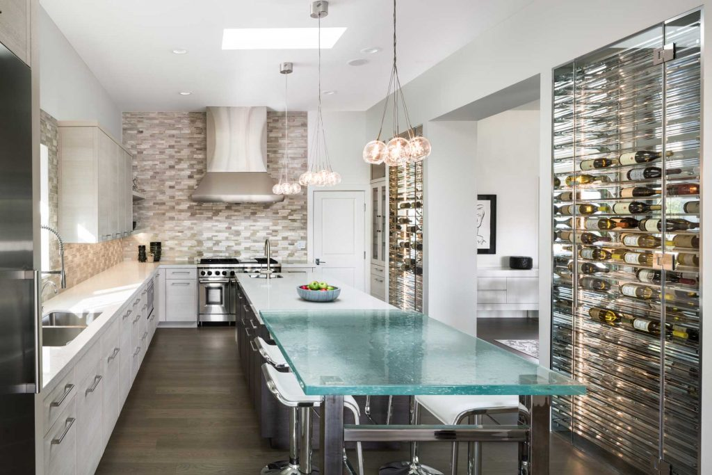 Design Firm Reaches For The Stars Cooper Pacific Kitchens