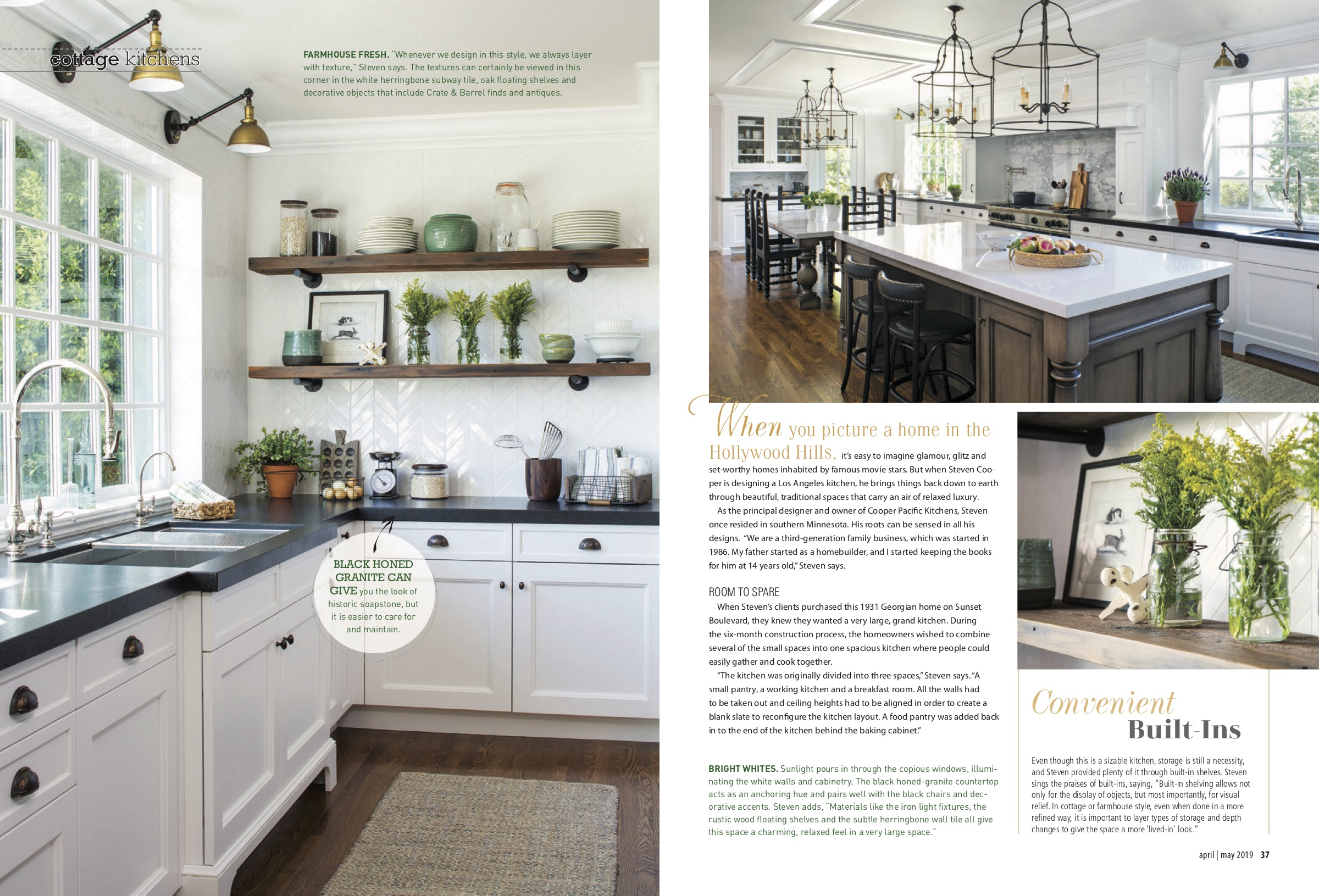 Journal Cooper Pacific Kitchens