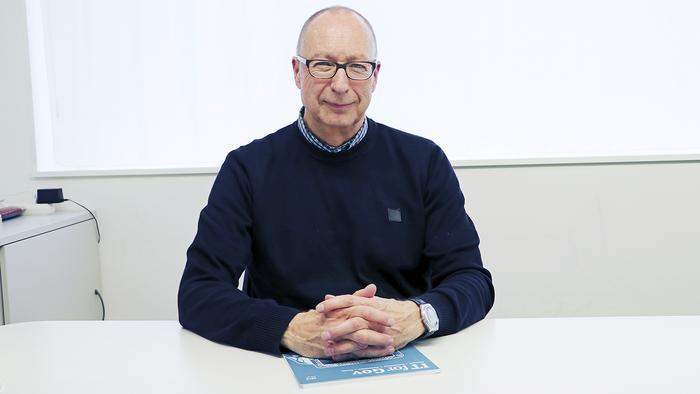 André Golliez, Präsident, Opendata.ch (Source: Netzmedien)