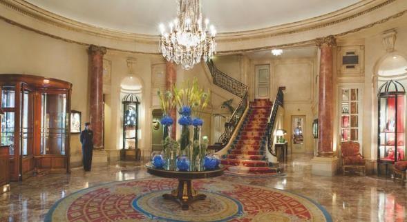 Hôtel du Ritz > sonorisation en dante avec 150 circuits – 1,4 million €