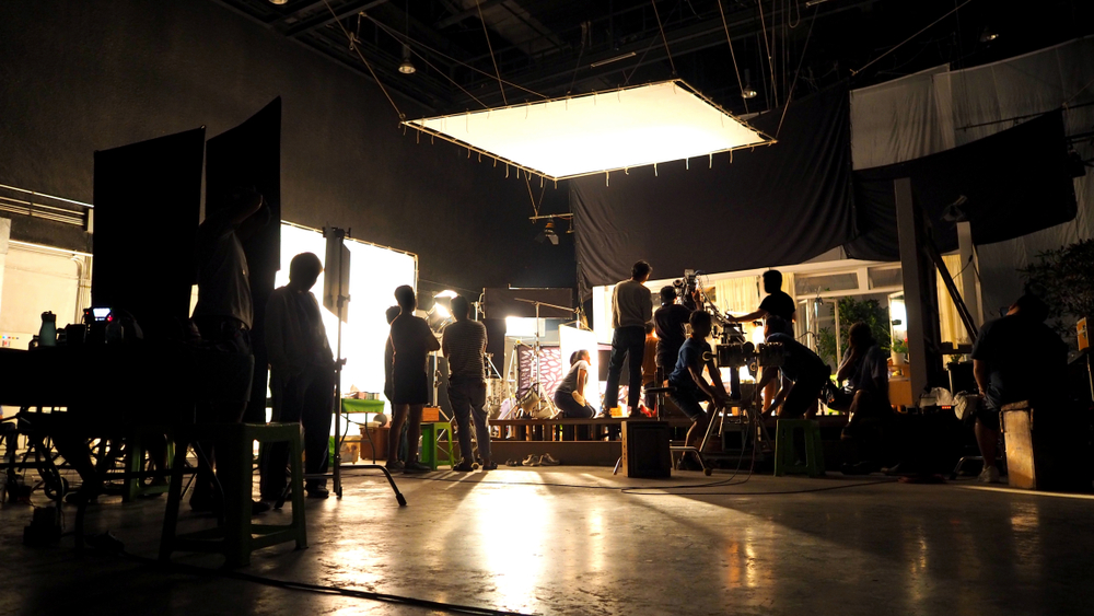 tournage regisseur vidéo