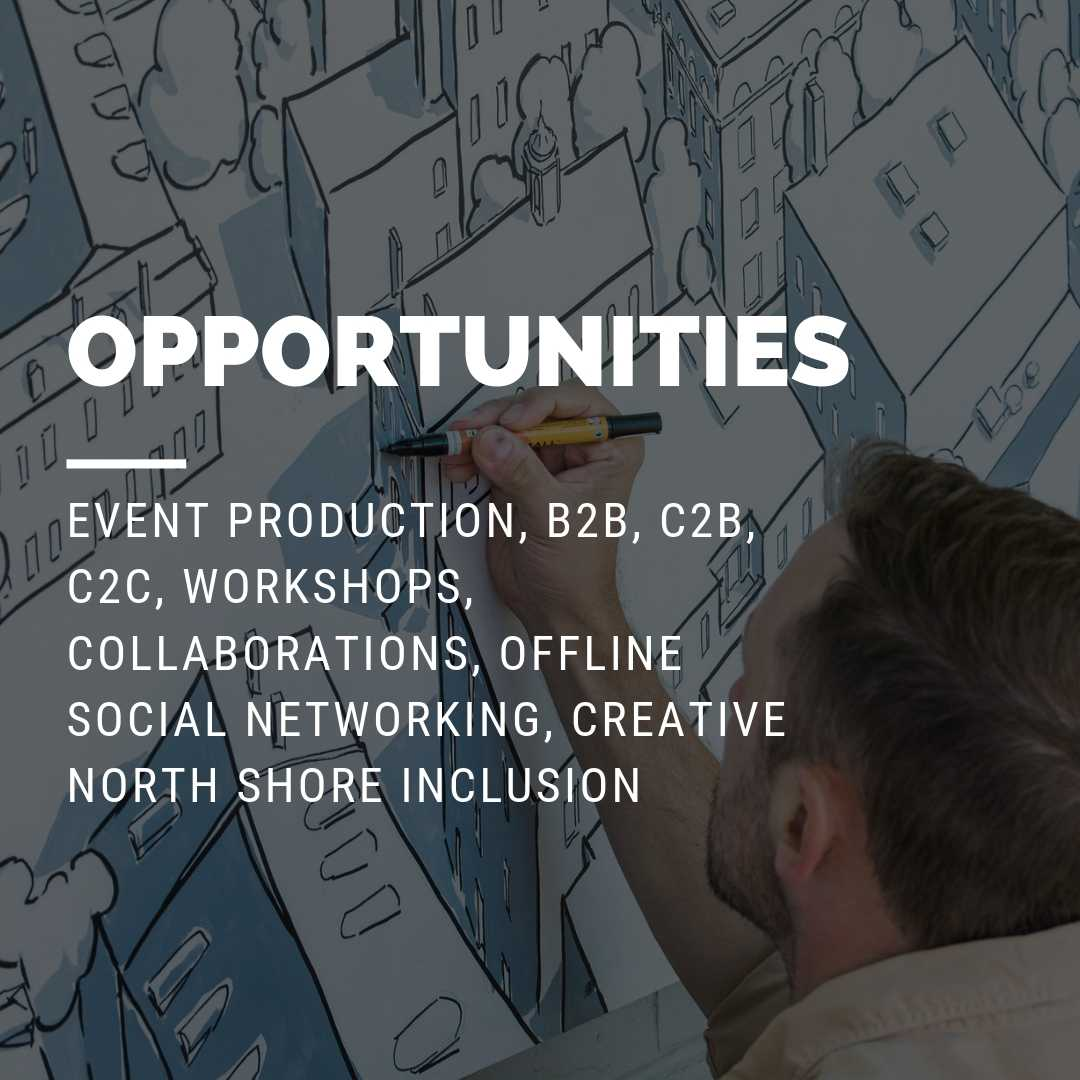 Creative Collective Opportunities