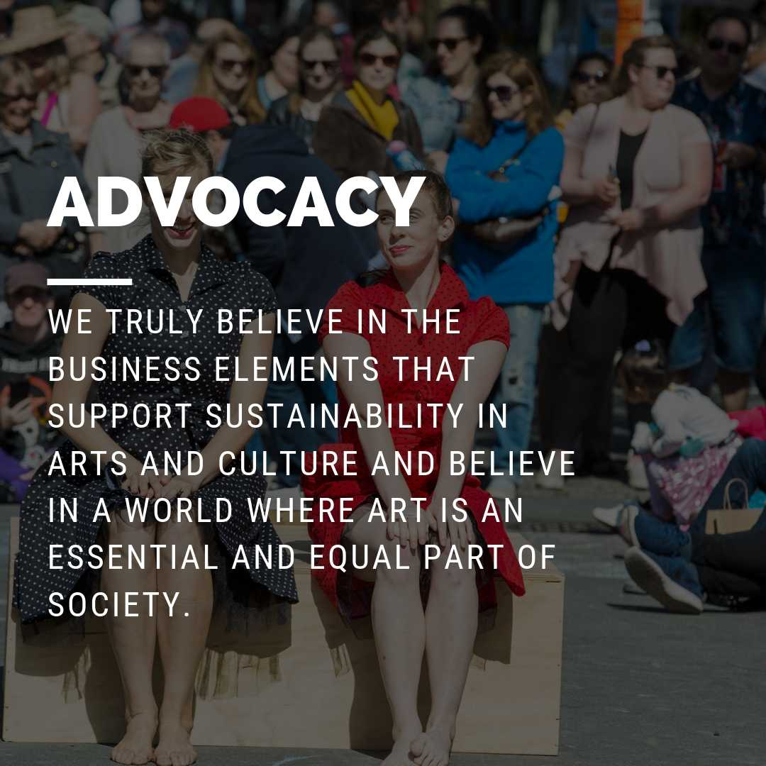 Creative Collective Advocacy