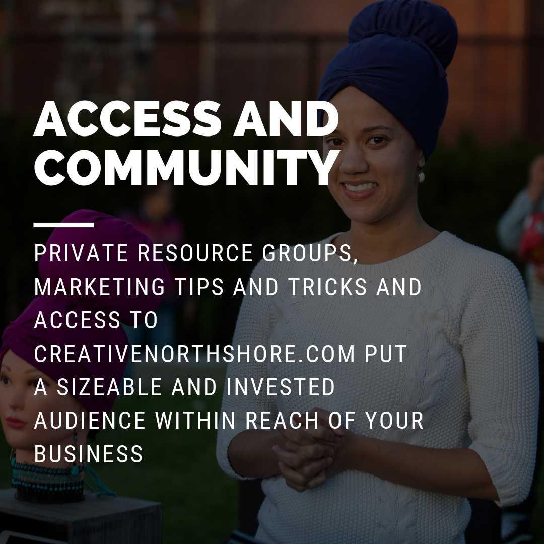 Creative North Shore Events