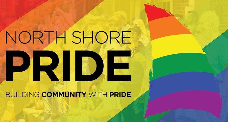North Shore Pride Logo