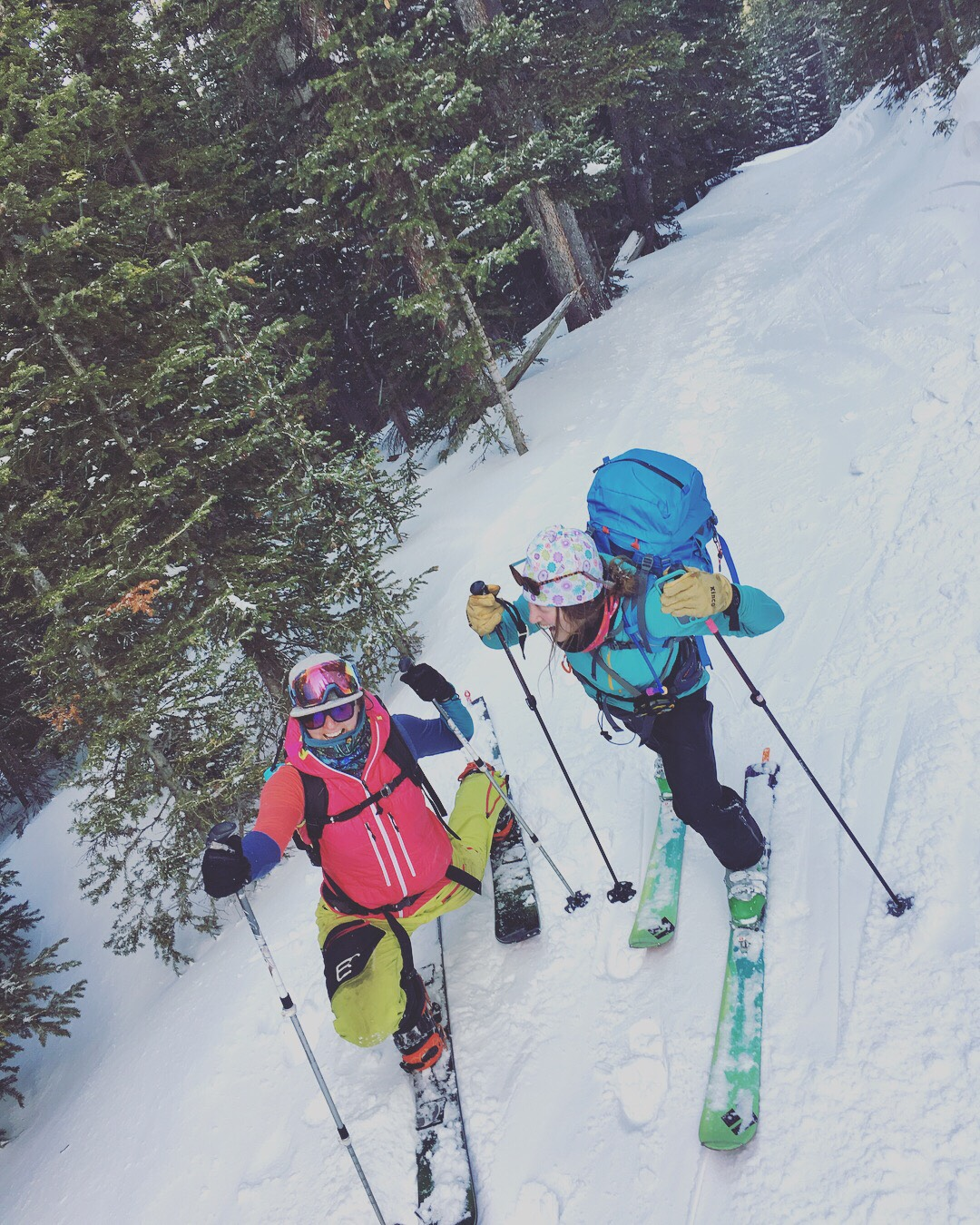 What's your but? - REI & Outdoor Women's Alliance