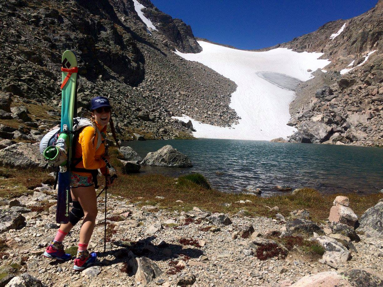 packing for an off-season backcountry ski mission - The Deuter Blog