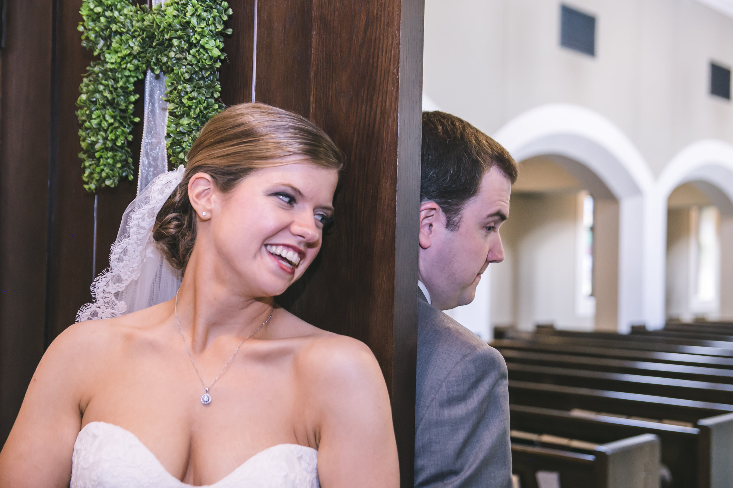 Rebecca and Hunter, Brentwood Baptist Church, Brentwood TN