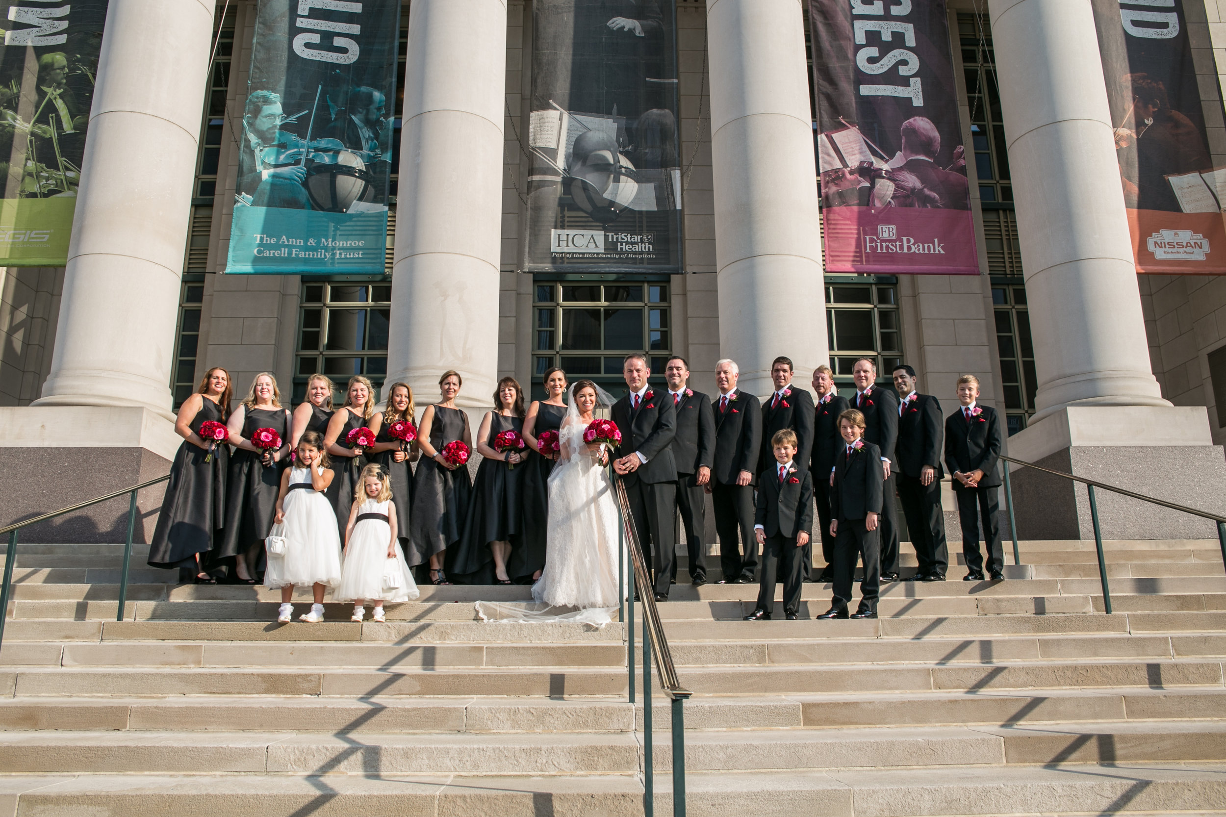 Katherine and Gregory, Schermerhorn Symphony Center, Nashville