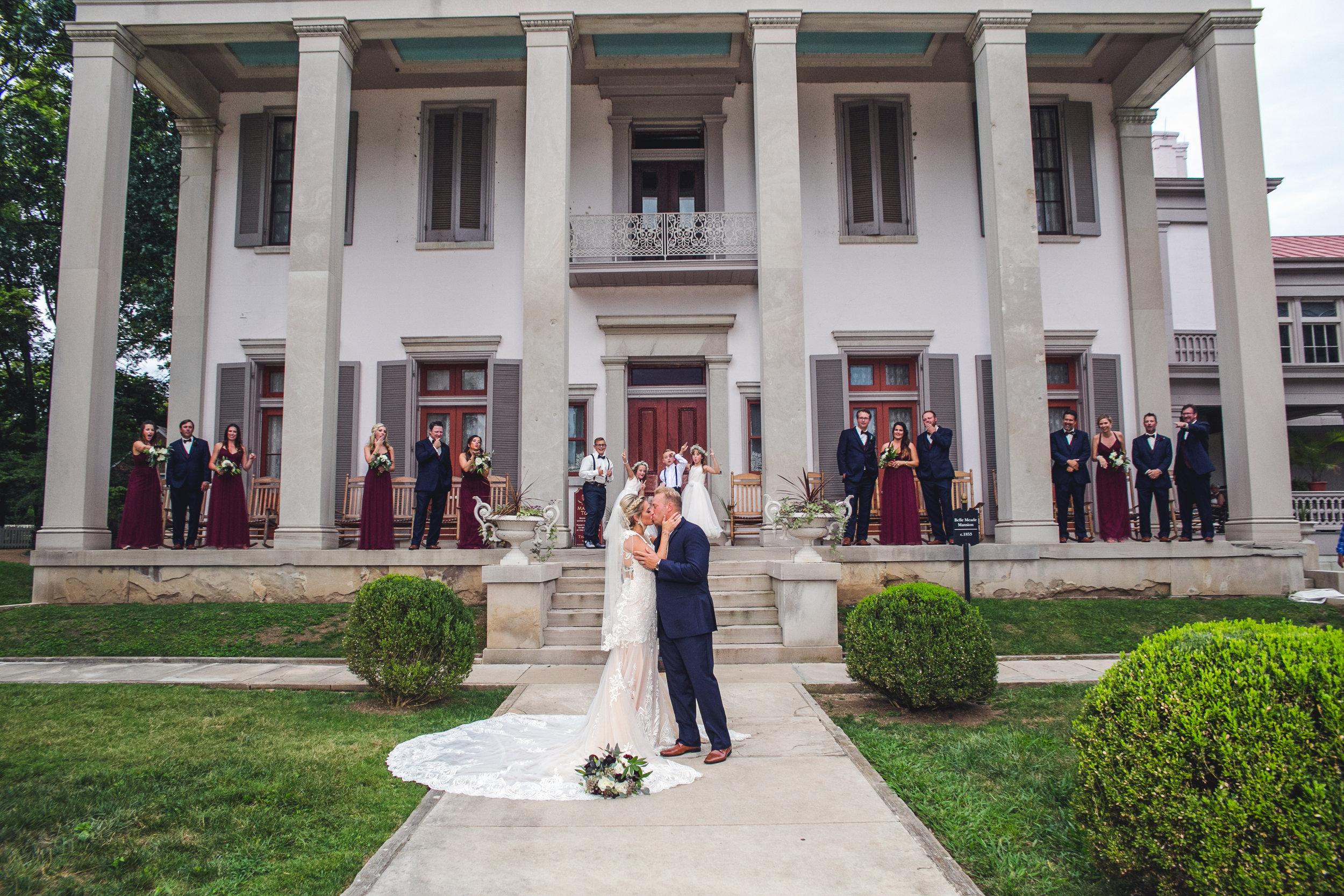 Belle Meade Plantation - Tiffany and Jon - Nashville