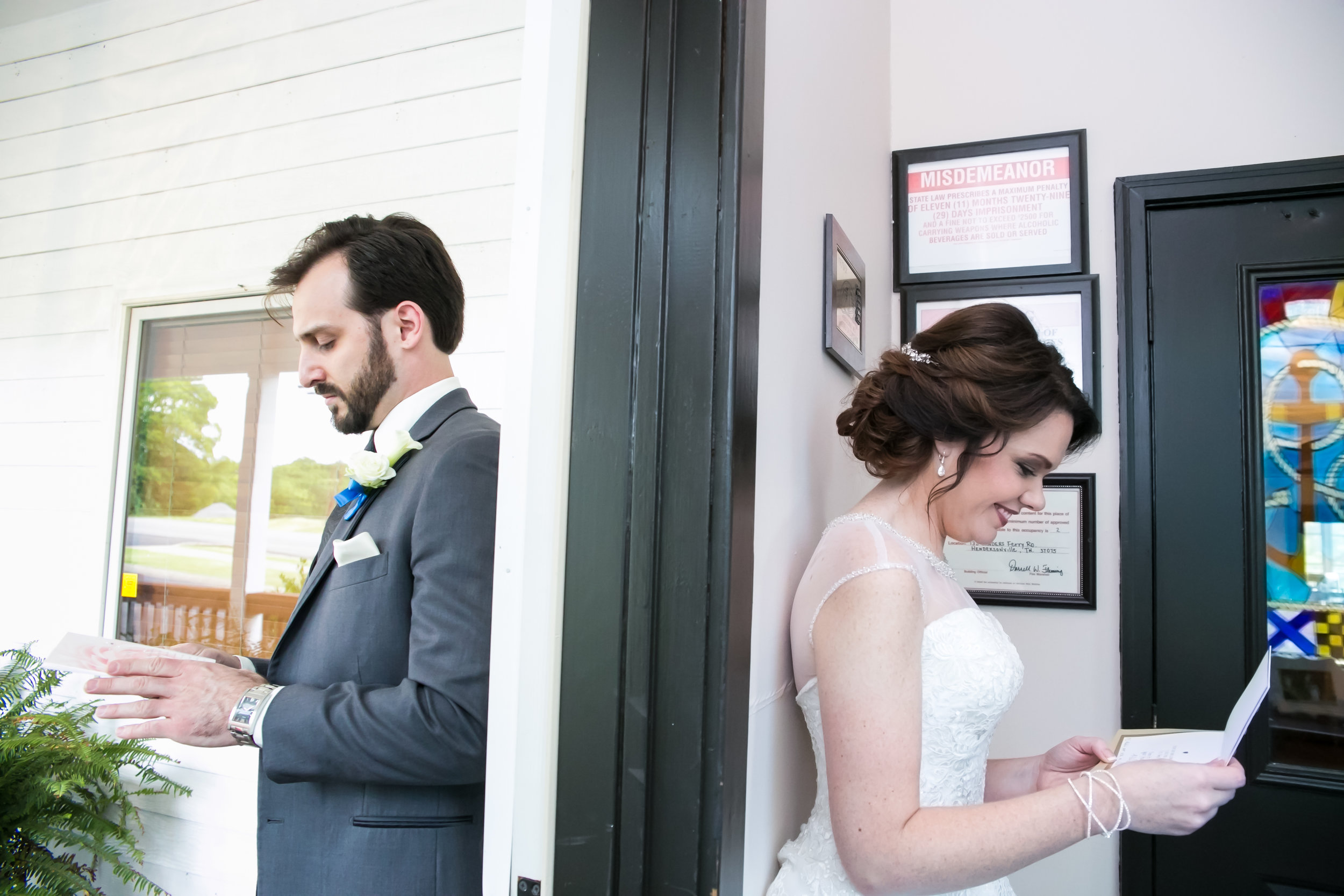 Rebecca and Phil, The Lighthouse, Hendersonville