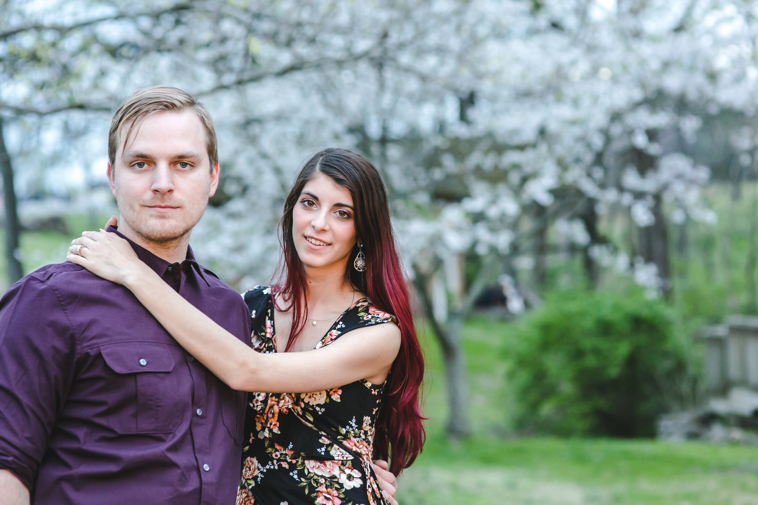Anastasia and Jeremiah at Ellington Agricultural Center, Nashville