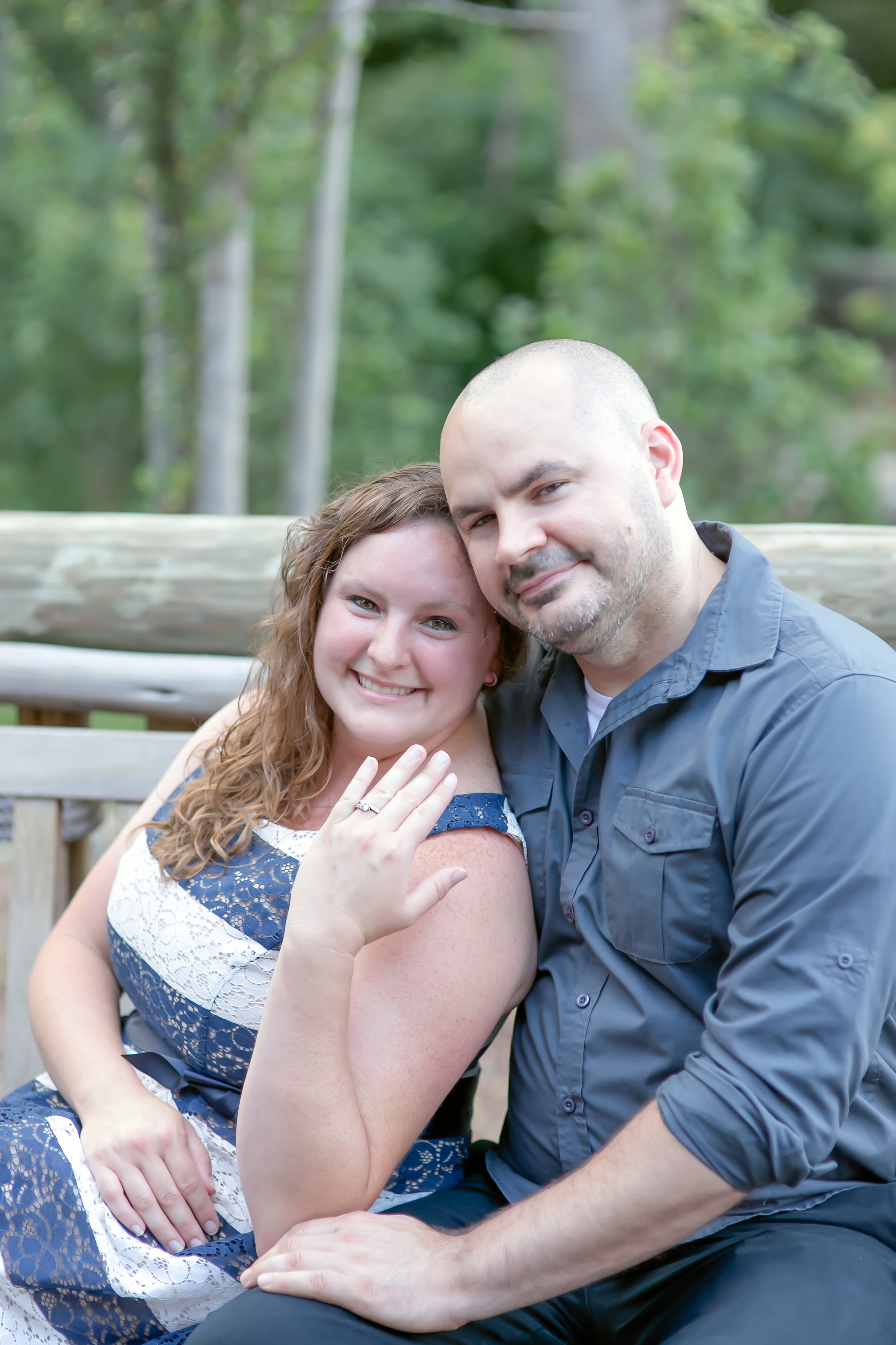 Laura and Matt, Nashville Zoo, Nashville