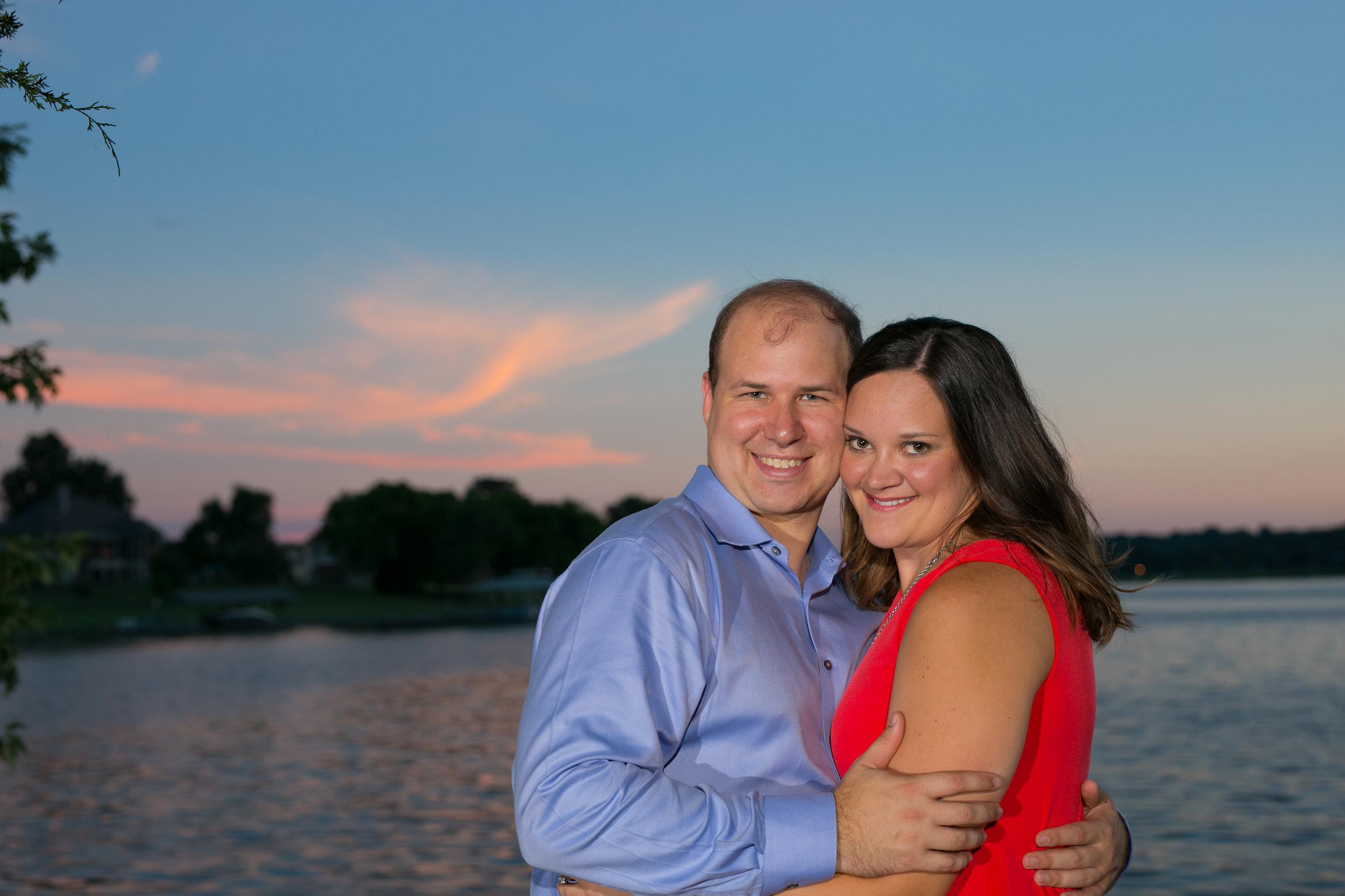 Marissa and Jeremy, Rock Castle, Hendersonville TN