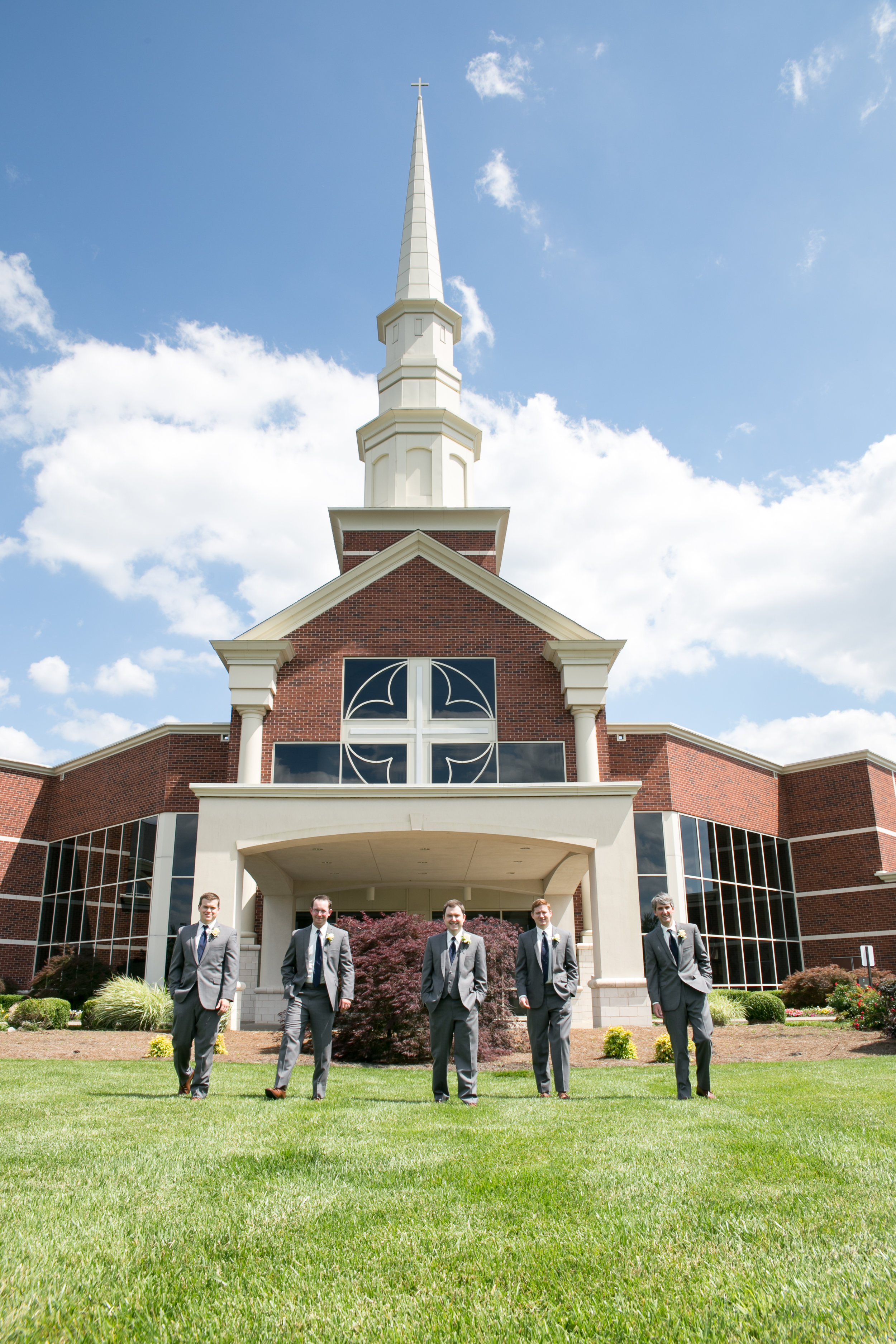 Hunter and Rebecca, Brentwood Baptist, Brentwood TN