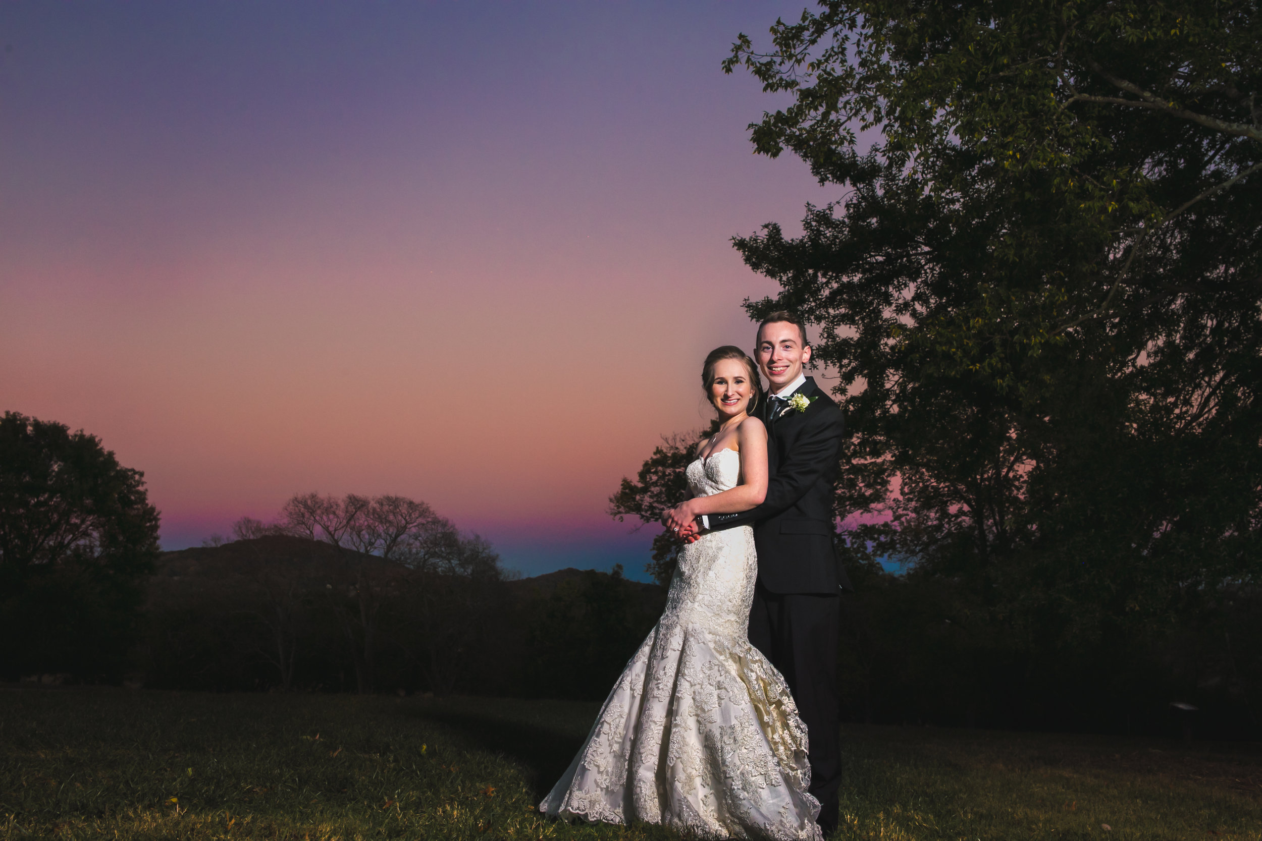 Kathryn and Jonathan, Ravenswood Mansion, Brentwood TN