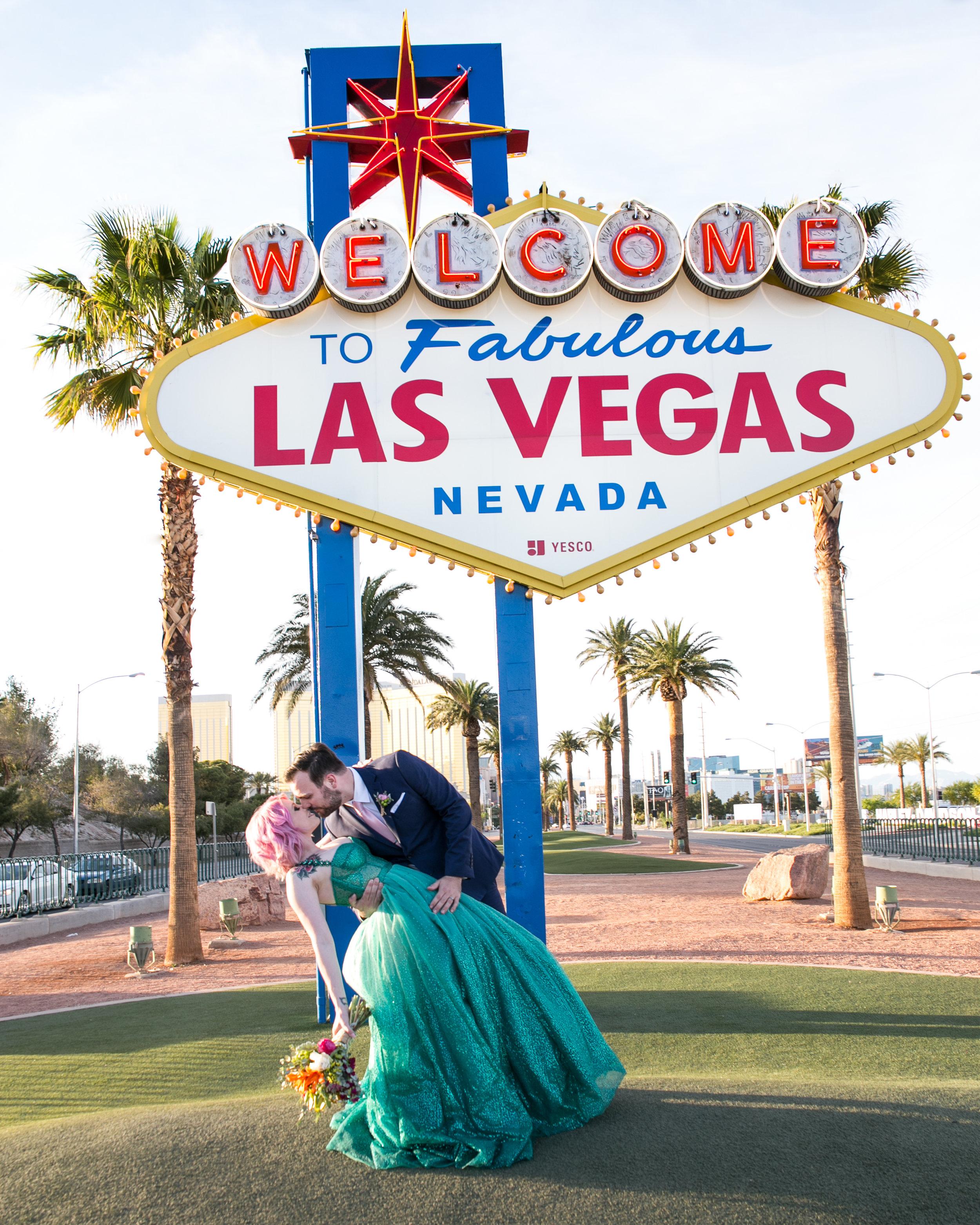 Whitney & Greg - Las Vegas, NV