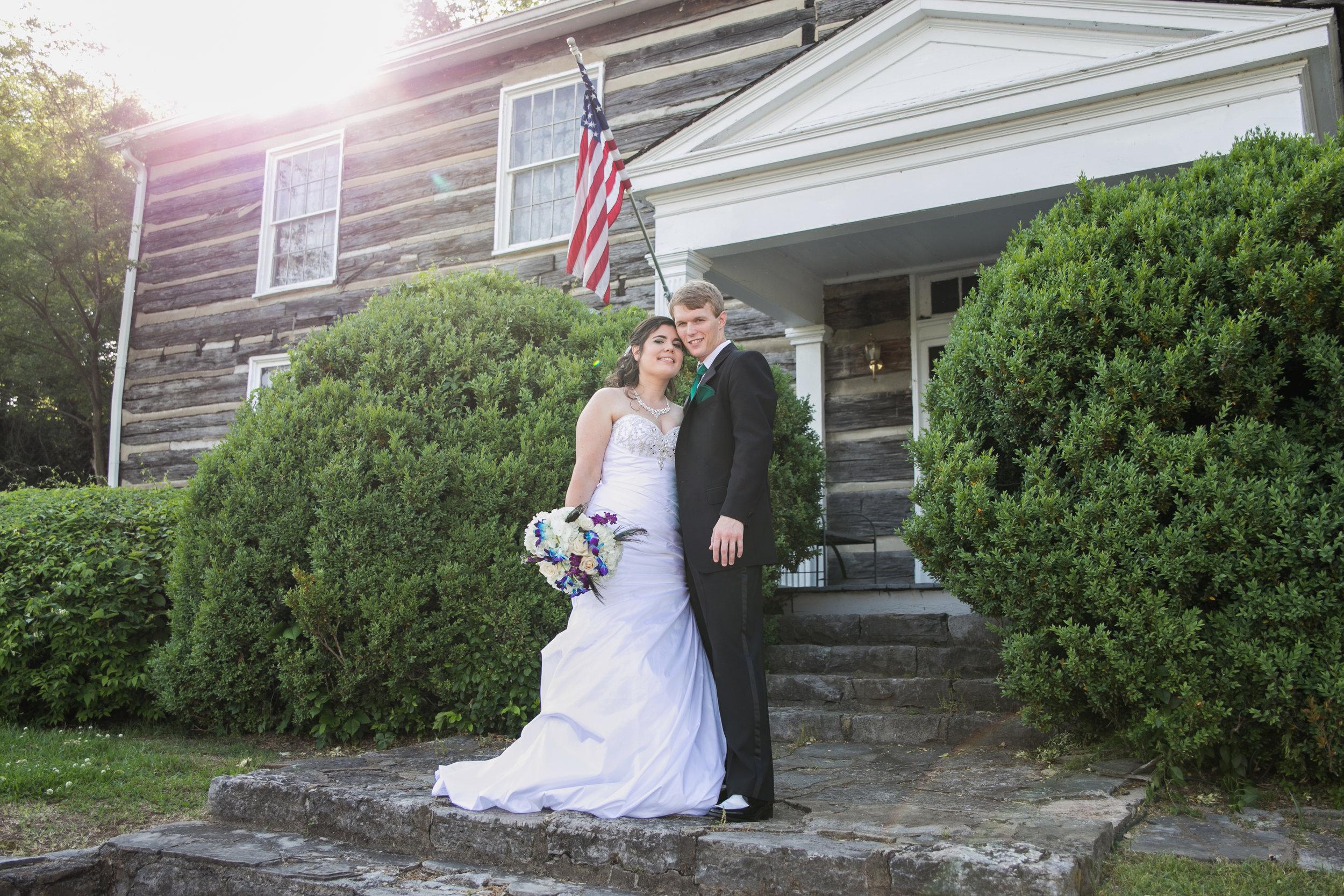 Hancock House - Erin & Joey - Gallatin TN