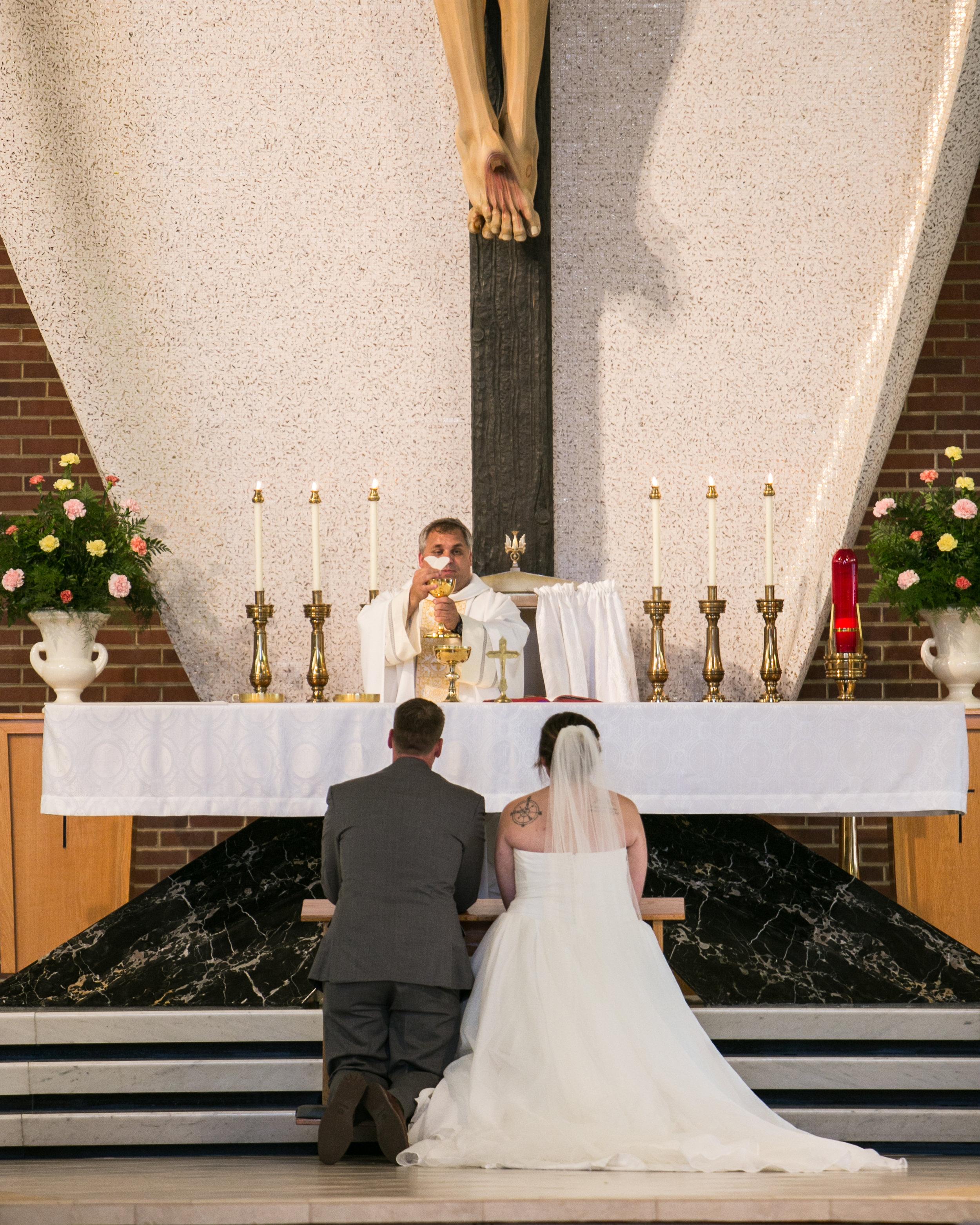 Pamela and Justin - St. Josephs, Madison