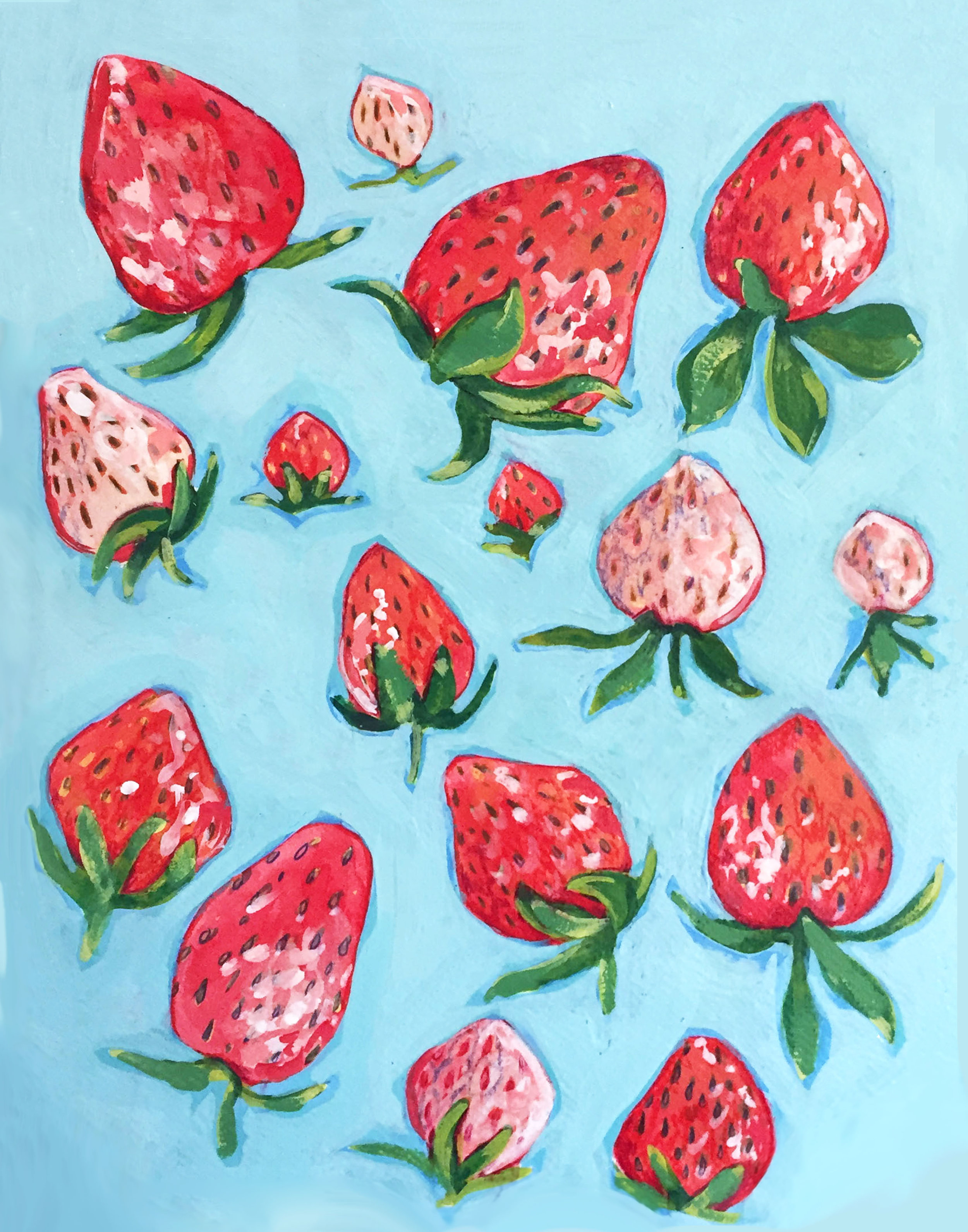 Strawberry Jam - Rachael Nerney14