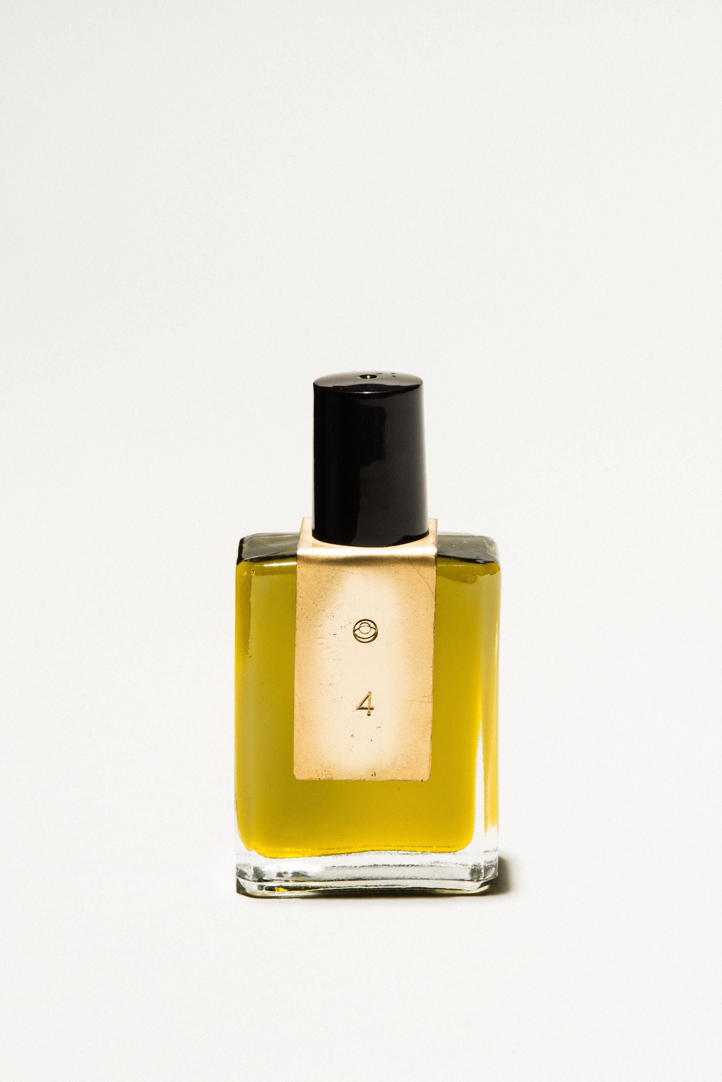 Fragrance Oil No. 4 - 4 - drops of rain touch country soil in a moment the earth blooms15ml unisex fragrance blended in studio hand smithed label$45