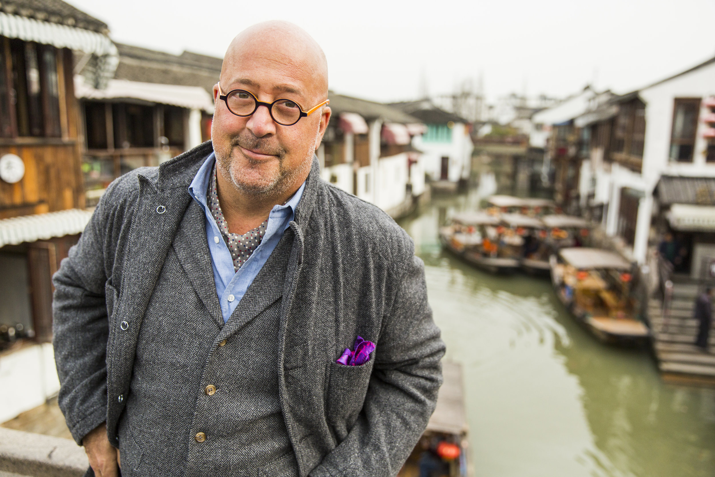 Andrew Zimmern - The smartest thing I've ever learned was this lesson on when to open your mouth: Ask yourself if it's true, does it need to be said, and if it's true and needs to be said is it up to me to say it.Sober since January 29, 1982