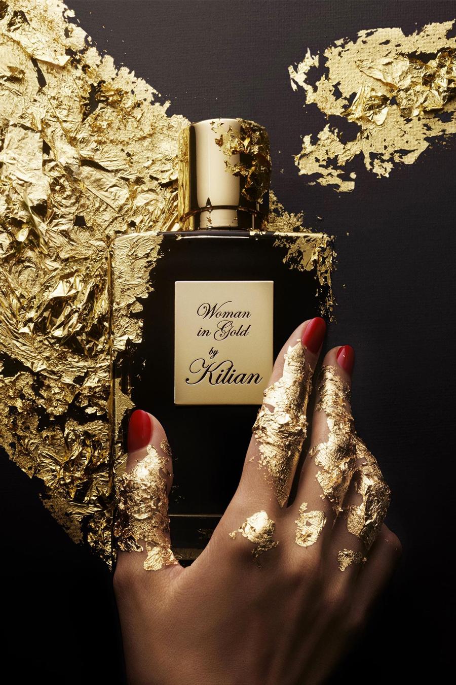 WOMAN IN GOLD BY KILIAN PERFUME