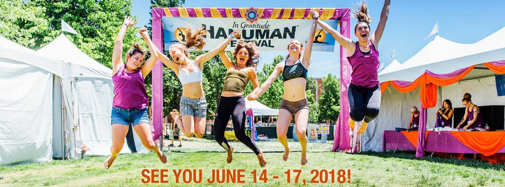 Photo Credit: Hanuman Festival Facebook Page