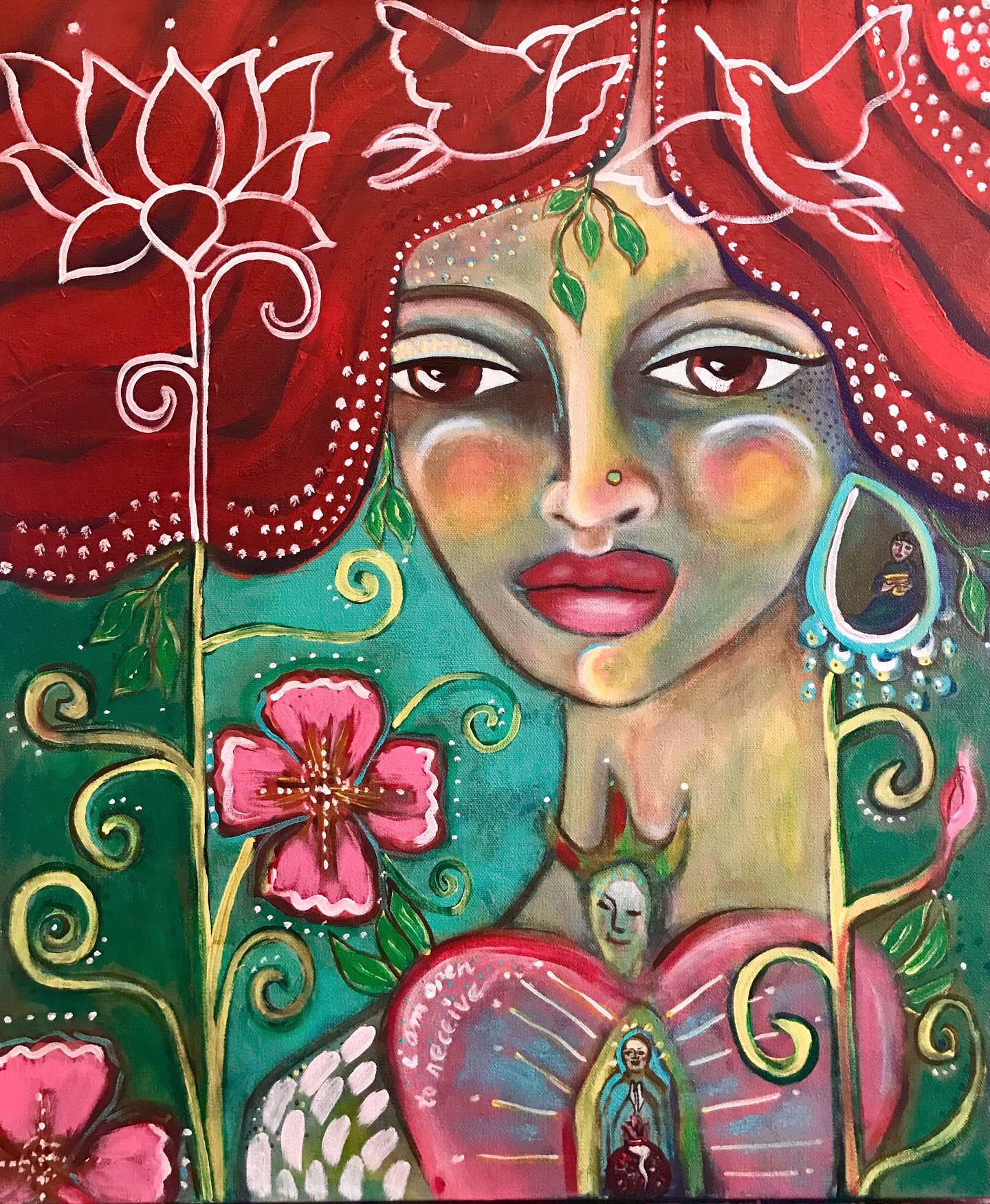Vision Paintings 2018 - I am accepting orders for Vision Paintings until February 28 OR until they're all booked up.If you want a painting to hold your sacred word and bless your year,LEARN MORE HERE.
