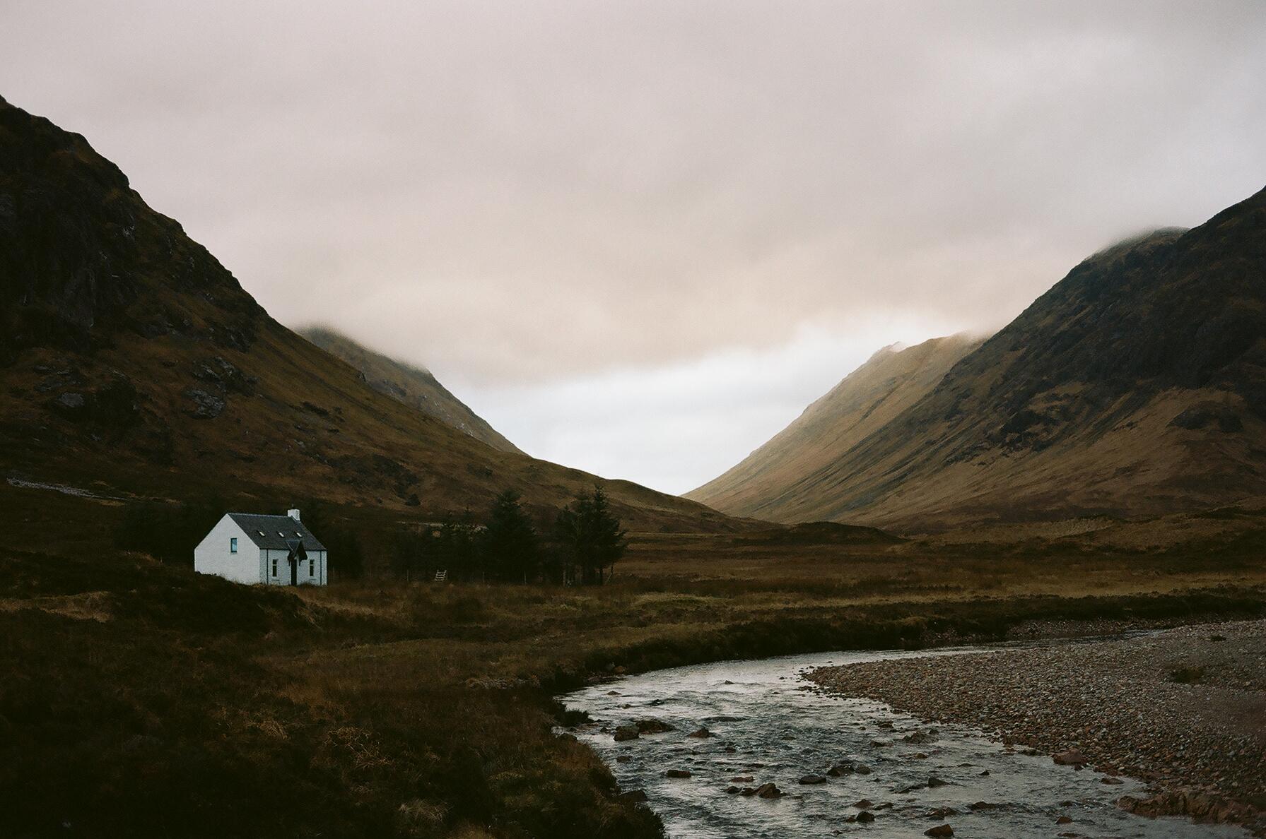 Buachaille Etive Mor, Scotland.