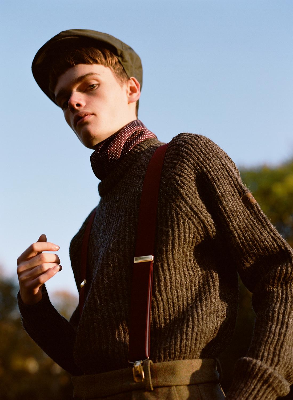 Isaac for Stewart Christie.
