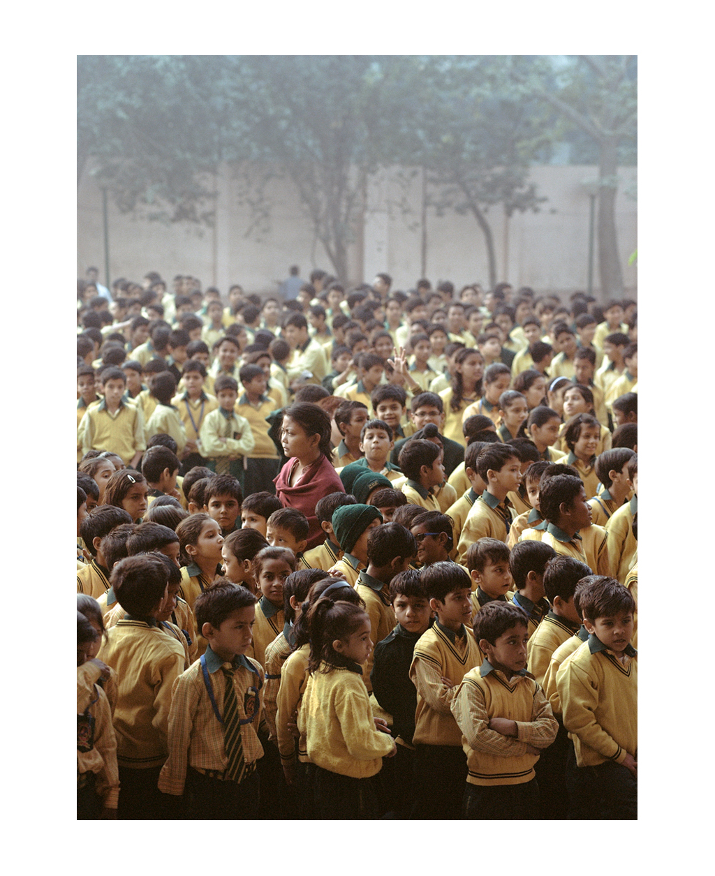 Good Samaritan School, Delhi, India.