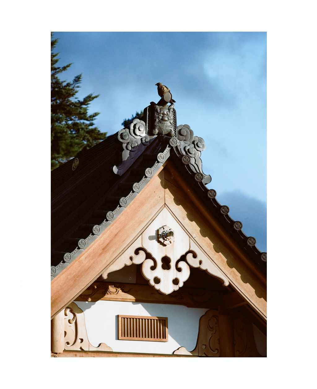 Jizo-ji, Suwano, Nagano.