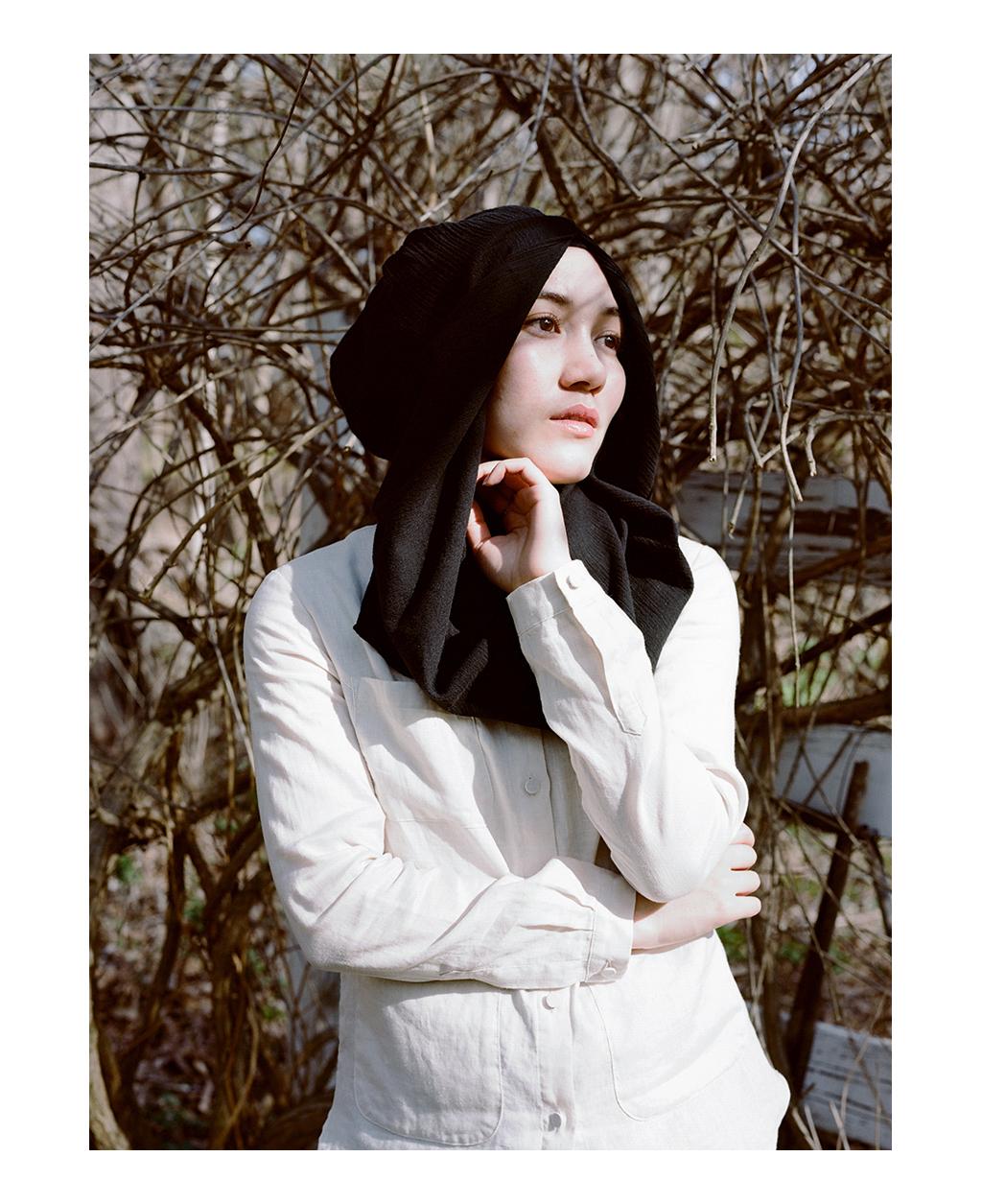 Hana Tajima AW16 for UNIQLO.