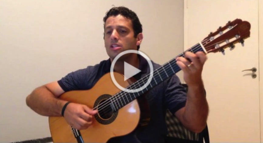 Watch the Portuguese Guitar and Vocal video on Youtube.